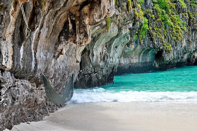Кінотуризм: Пляж Майя-Бей (Maya Bay)