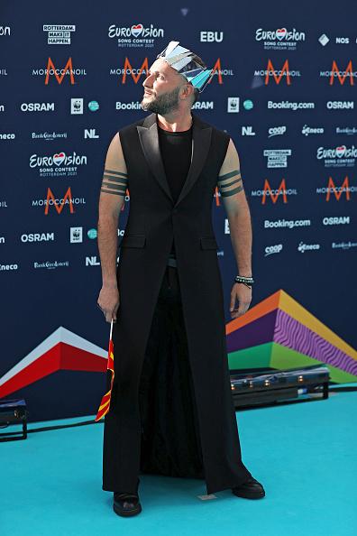 Василь Гарванлиев на Евровидении 2021