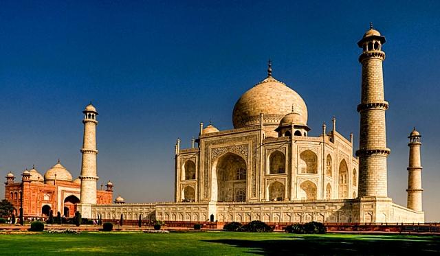 Могилы для поклонения: Шах-Джахан та Мумтаз-Махал
