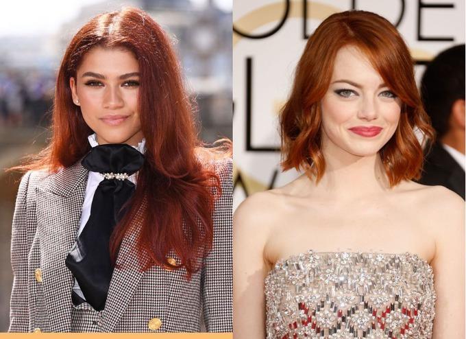 Модні відтінки волосся на зиму 2020