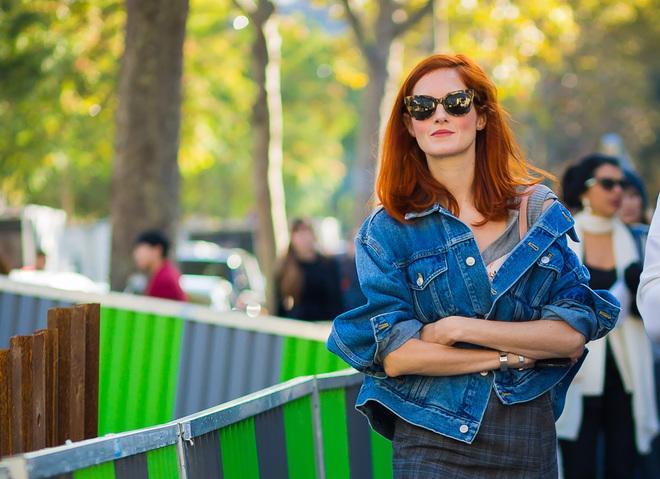 5 причин, почему джинсовая куртка обязательно должна быть в твоем гардеробе