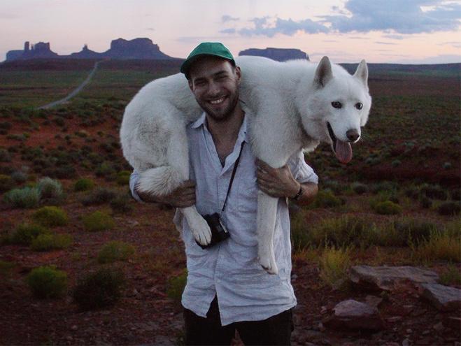 Джон и его волк