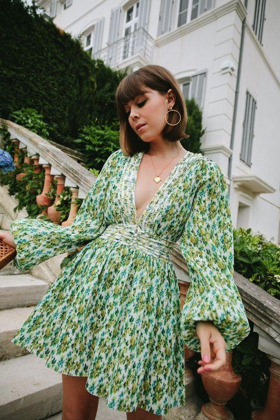 Легкое платье — тренд 2021