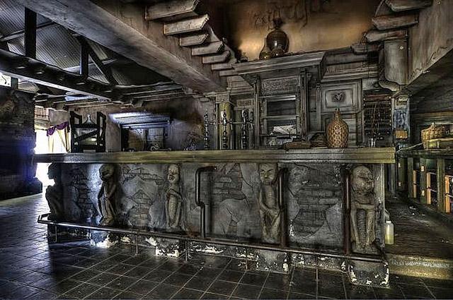 Ресторан «Дом 1000 призраков»: то, что вас действительно напугает