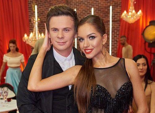 Дмитрий Комаров – Александра Кучеренко