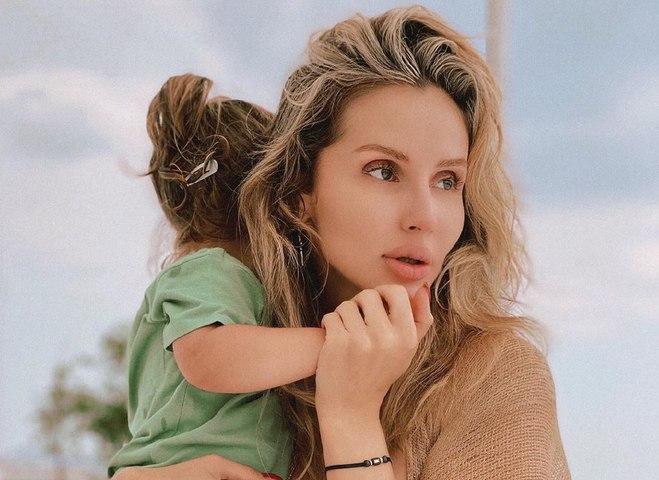LOBODA з дочкою Тільдою