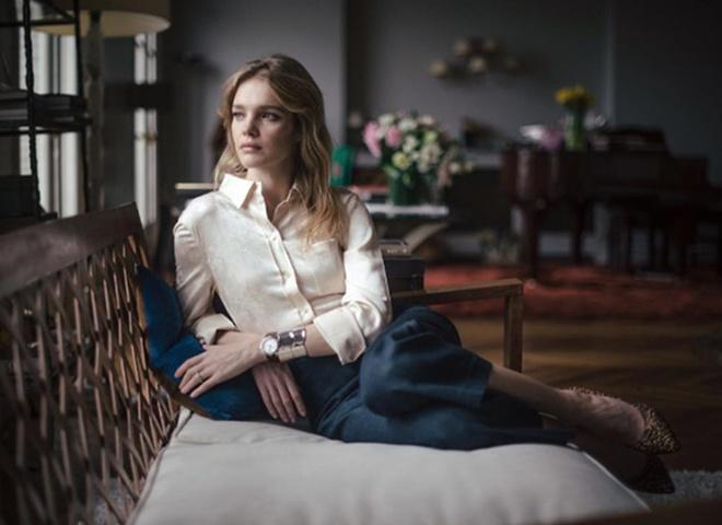 Наталія Водянова народила п'яту дитину
