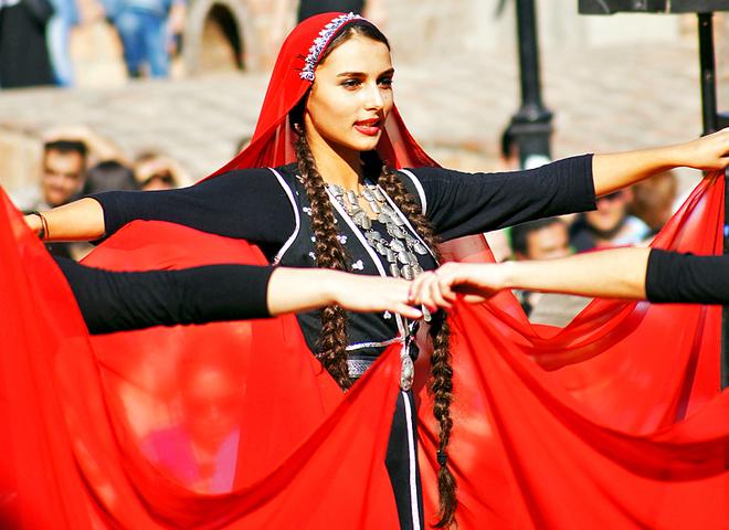 Фестивали Грузии