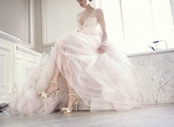 Свадебная коллекция Jimmy Choo 2016
