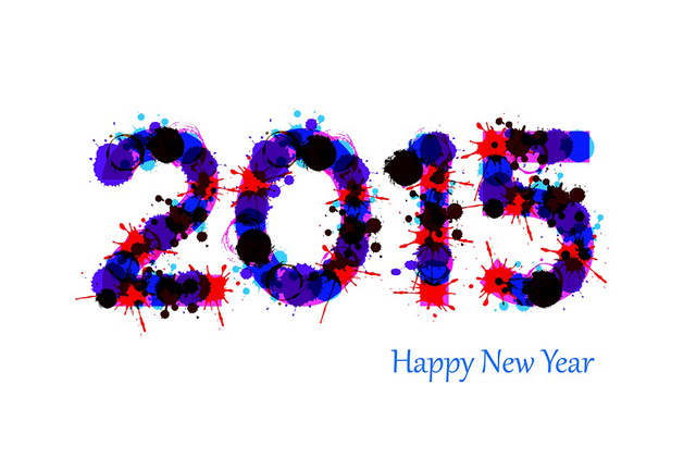 Счастливого 2015 года