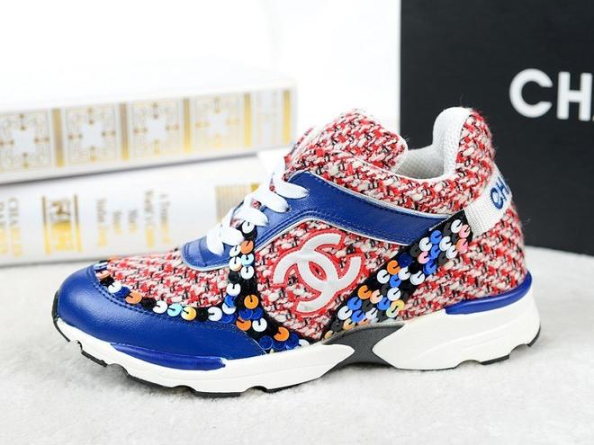Кроссовки - Chanel
