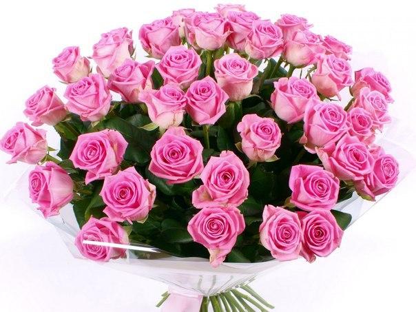 Розы на праздник