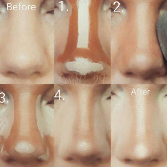 Як зменшити ніс