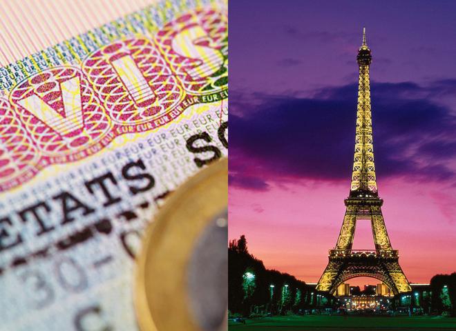 Віза в Францію