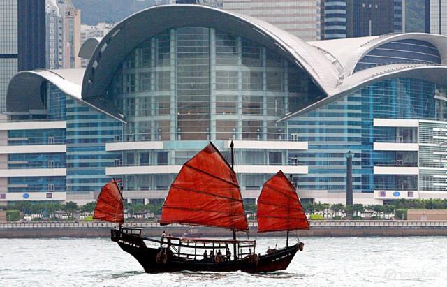 Цікаві місця Гонконгу: гавань Вікторія