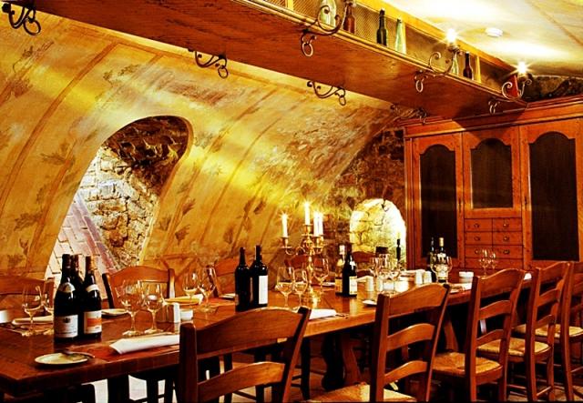 Достопримечательности Вильнюса: ресторан Medininkai