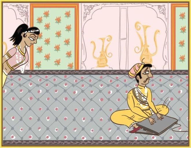 Камасутра  Учебник любви
