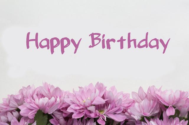 Большие поздравления с днем рождения на юбилей