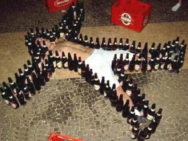 Почему не стоит напиваться
