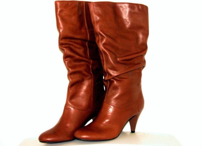 Зима 2009-2010 пропонує чоботи на шпильці