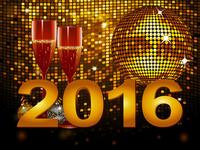 Обои на Новый год 2016