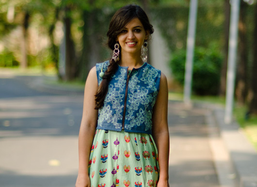 Уличная мода Нью-Дели и Мумбаи