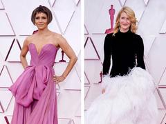 Оскар 2021: худшие наряды звезд