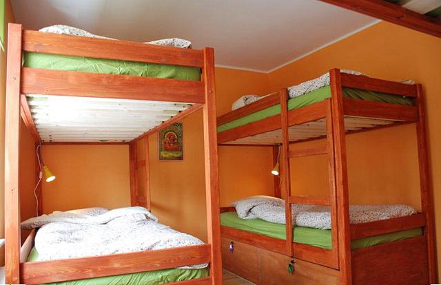 Дешеві хостели Гданська: Hostel Mamas&Papas