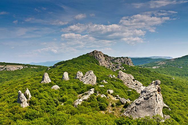 Визначні пам'ятки Криму : Храм Сонця