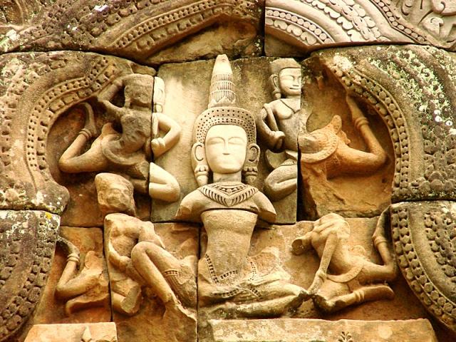 Ангкор за один день: храм Та Кео