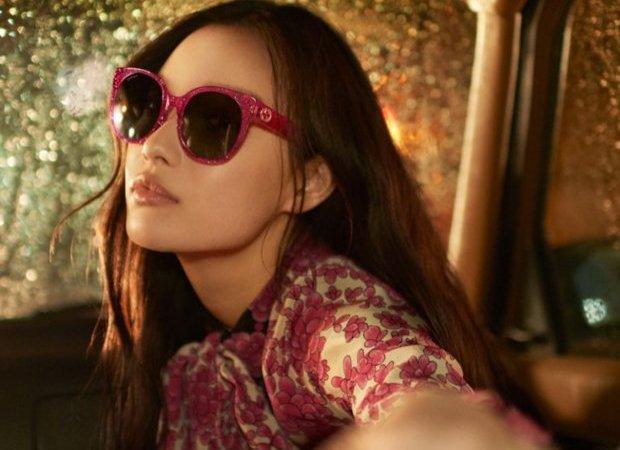 Новий формат: китайська актриса представляє європейський модний будинок