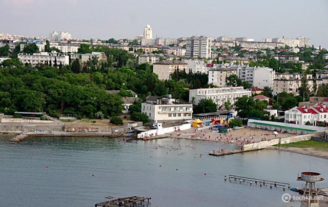 25 фото Севастополя з висоти