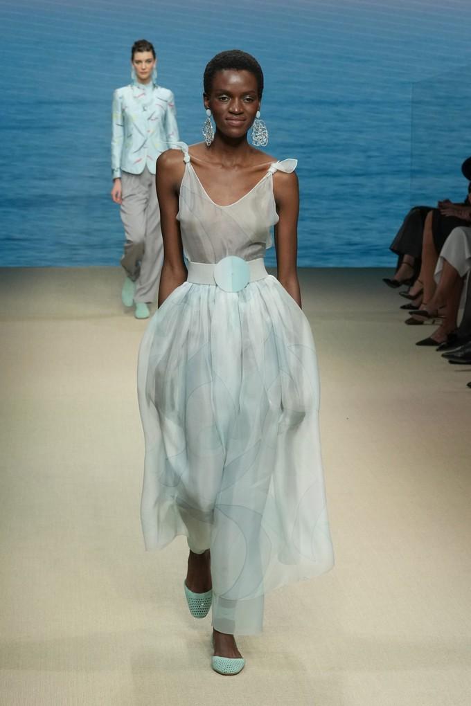 Колекція бренду Giorgio Armani весна-літо 2022