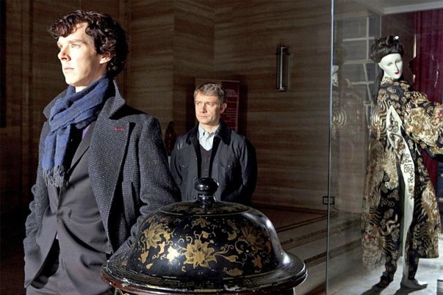 Кінотуризм: слідами Шерлока Холмса