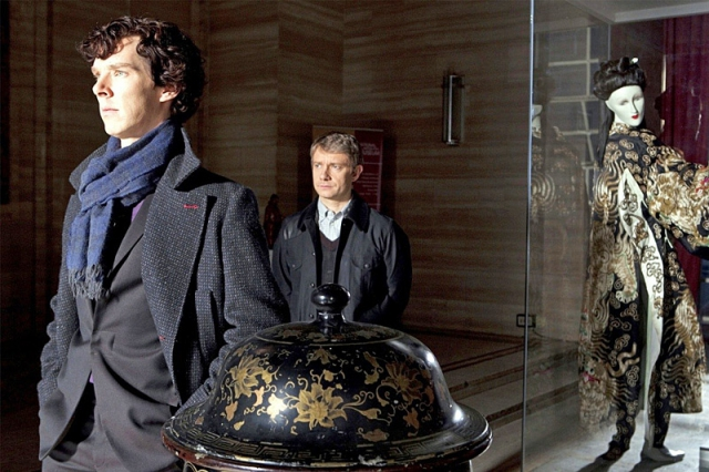 Кинотуризм: по следам Шерлока Холмса