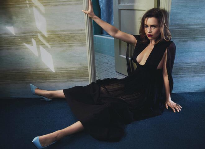 Емілія Кларк для Vogue Australia