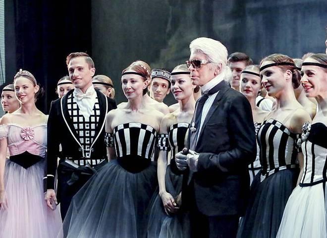 Карл Лагерфельд розробив костюми для балету в Паризькій опері