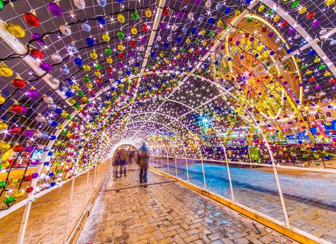 Киев. Новый год. Новогодний киев