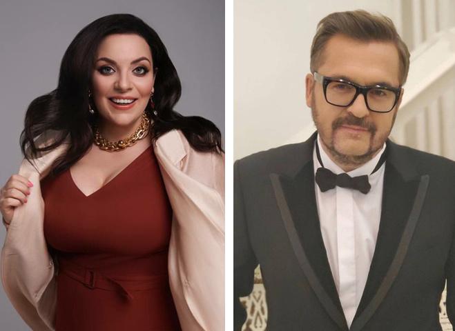 Наталія Холоденко та Олександр Пономарьов