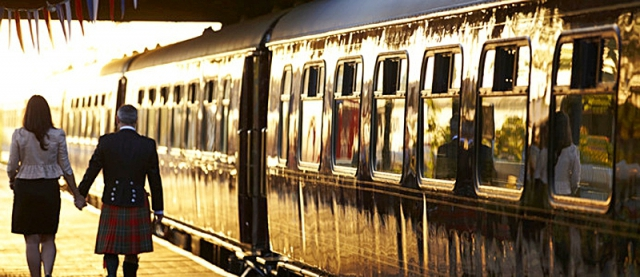 Самые увлекательные трипы на поездах: Поезд «Королевский шотландец» - Шотландия