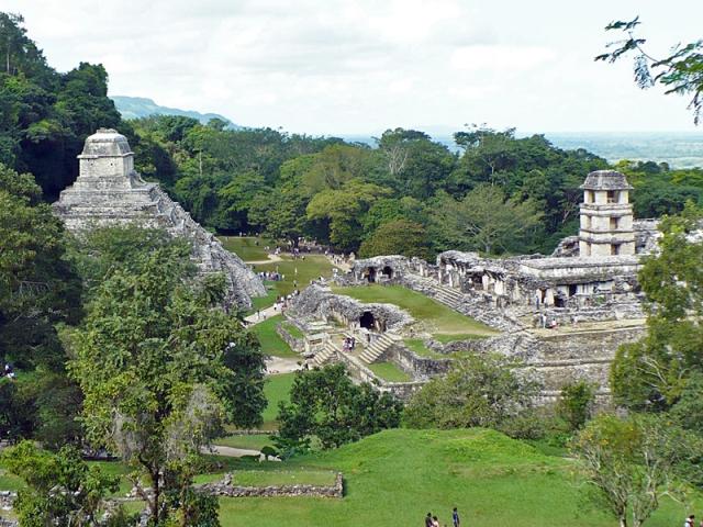Погружаемся в таинственную цивилизацию майя: Паленке