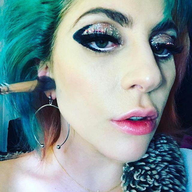 Леди Гага (instagram)