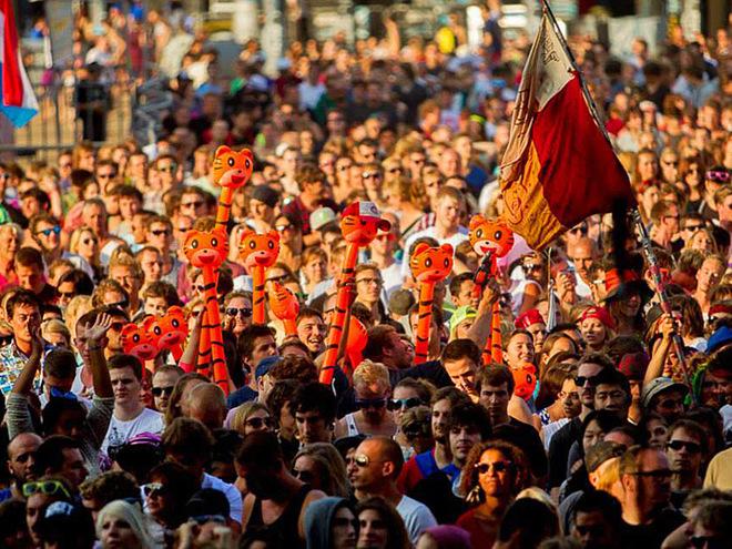 Музыкальные фестивали: Sziget Festival