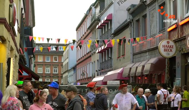 Герберт Штрассе - чим цікавий квартал Червоних ліхтарів у Гамбурзі
