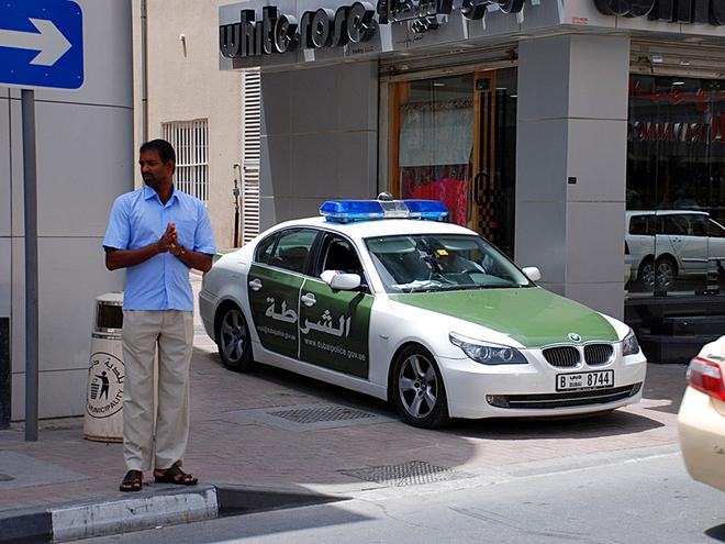 Туристична поліція: ОАЕ