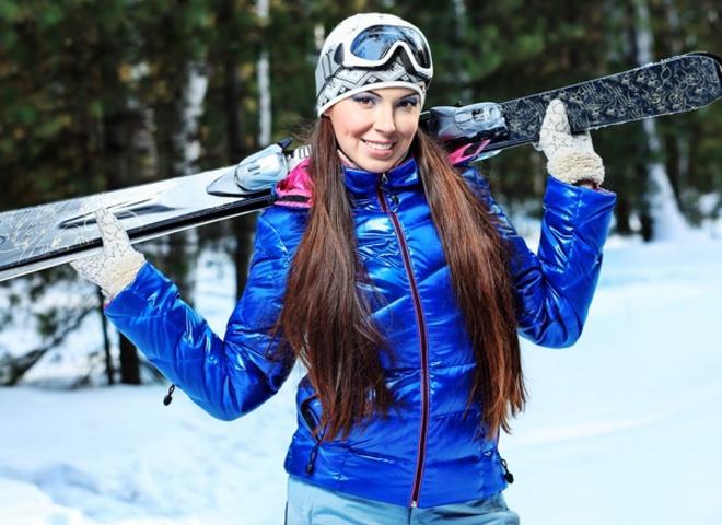 Как похудеть? Вперед на зимнюю прогулку с санками и лыжами