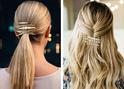Модні зачіски з невидимками на кожен день