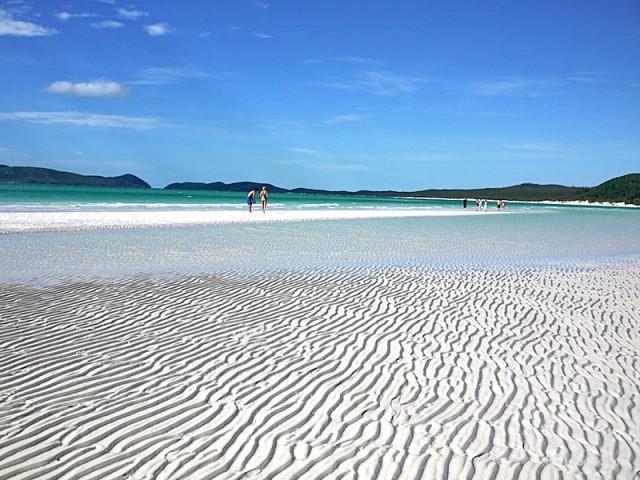Тури на Новий рік 2013: пляж Біла гавань - Австралія