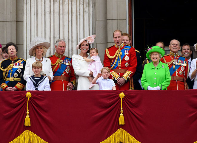 королівська сім'я Великобританії