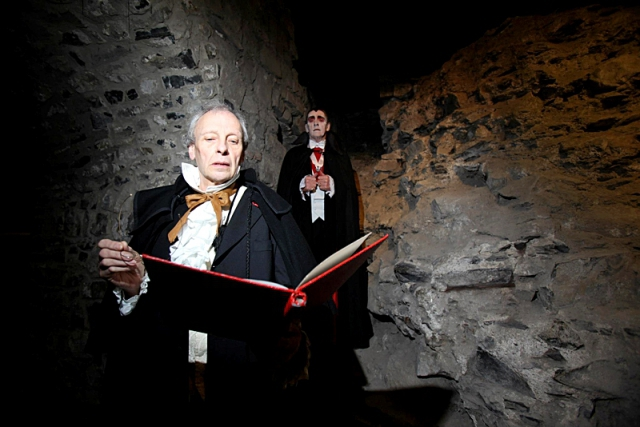 Родина Хэллоуина: путешествие в Шотландию и Ирландию - Samhain Festival Dublin